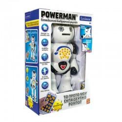 LEXIBOOK POWERMAN ROBOT - ΕΛΛΗΝΙΚΑ